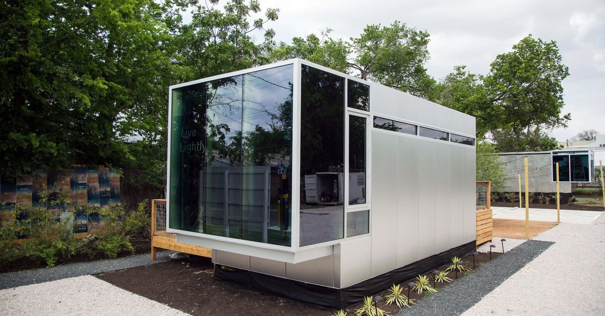 Tiny Home Designs: Tiny Prefab Home Company Kasita Expands To California And