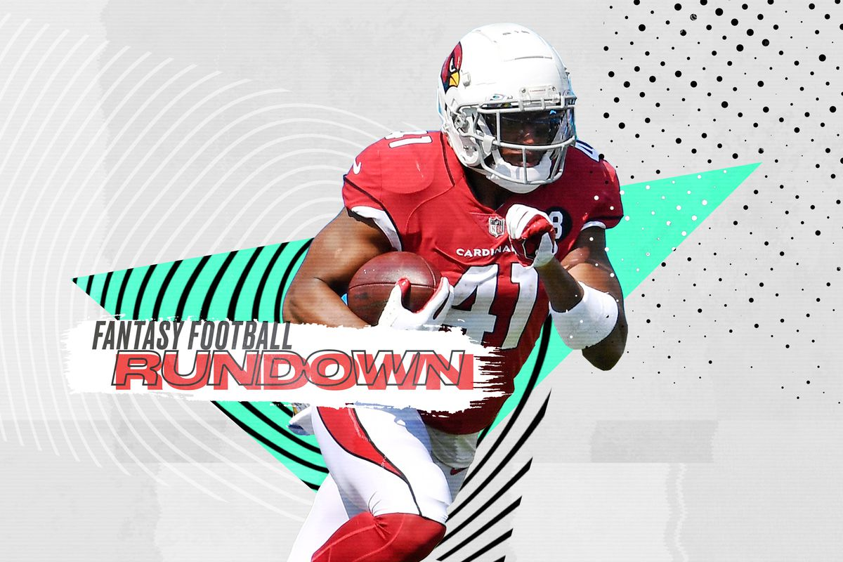 Fantasy Football Rundown, Week 7: Starts & Sits for Every NFL Game ...