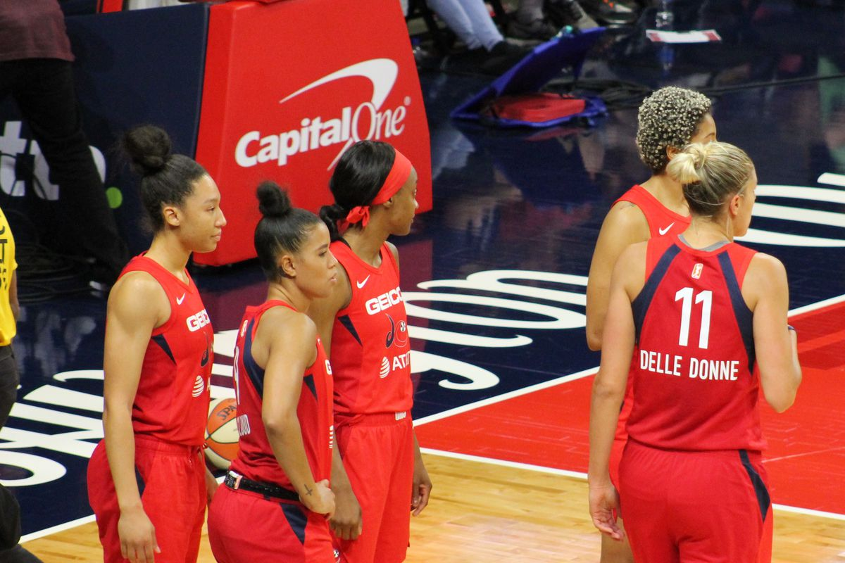 WNBA Preview: Mystics look to win in Las Vegas against Aces