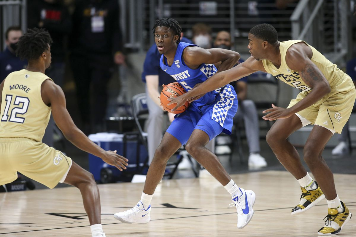 Kentucky Wildcats Box Score And Mvp From Loss To Georgia Tech Yellow Jackets A Sea Of Blue
