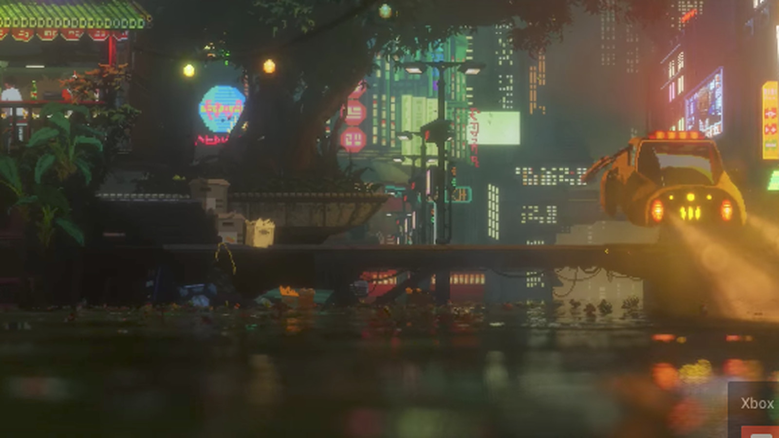 Watch the gorgeous new trailer for cyberpunk adventure The
