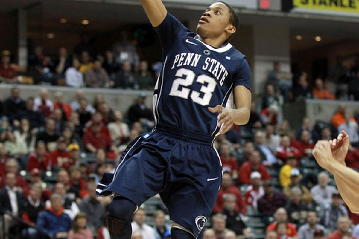 Frazier and the addition of D.J. Newbill promise to give Penn State a lot of skill at the guard position.