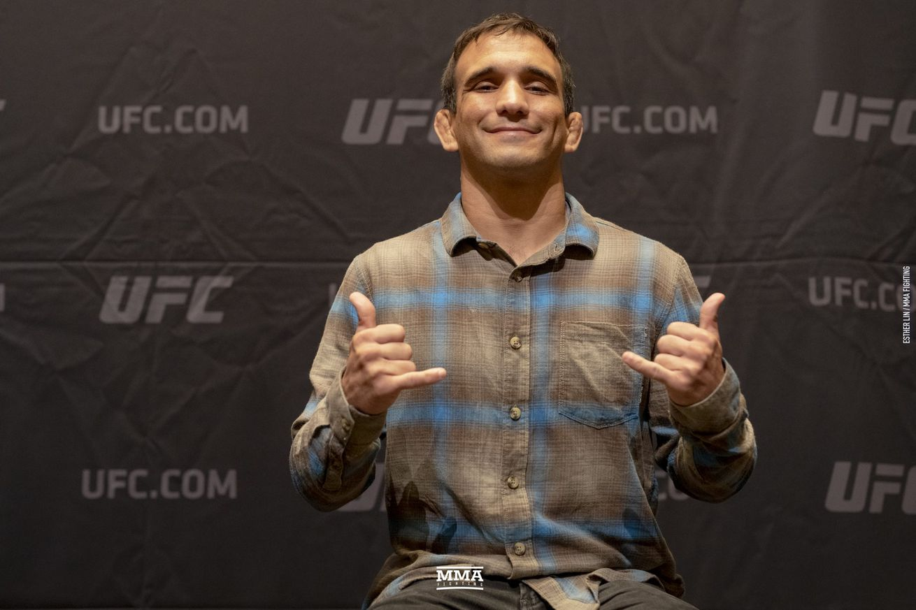 Rani Yahya meets Ricky Simon in the pay-per-view portion of UFC 234 in Australia.
