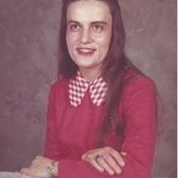 Barbara Alice Mahaffey died May 21, 2012, of colon cancer.