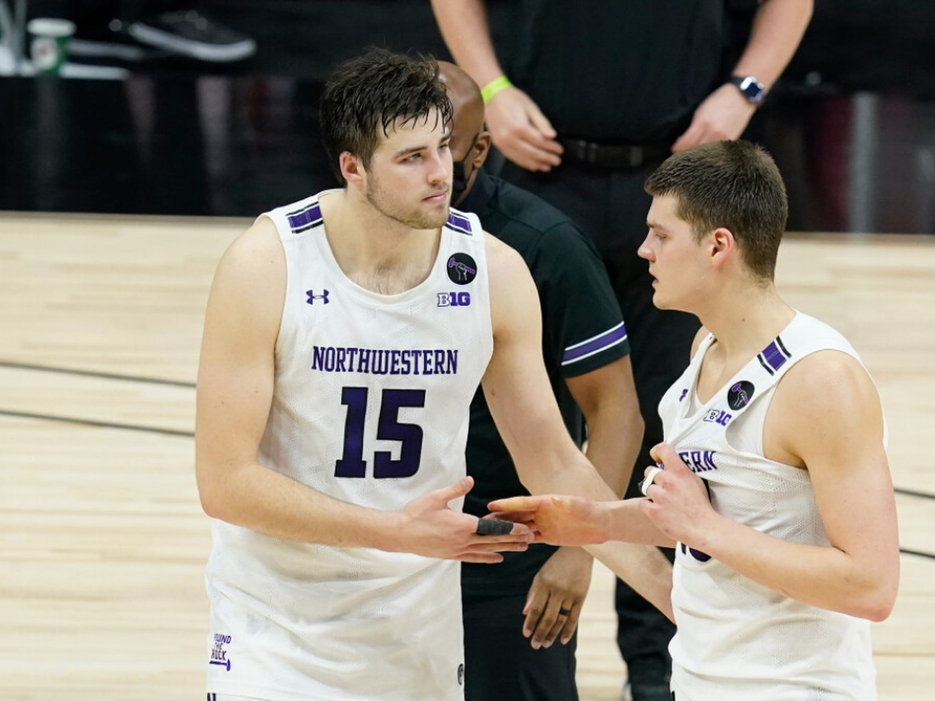 Northwestern vs. Minnesota