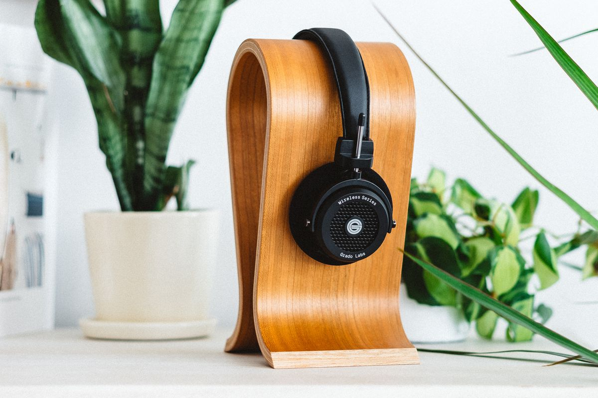 54d899da607 Grado's first wireless headphones are now available for $249 - The Verge