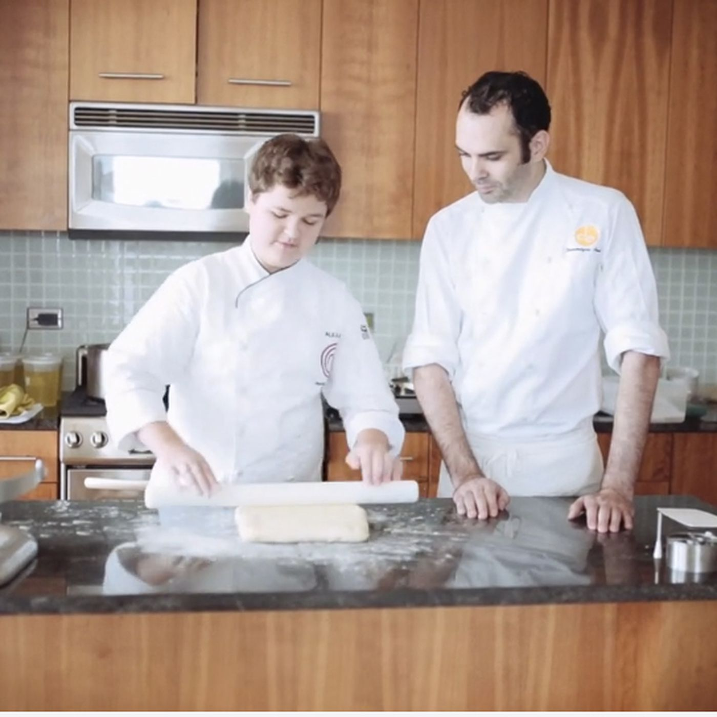 Watch A 14 Year Old Make Cronuts With Dominique Ansel Eater