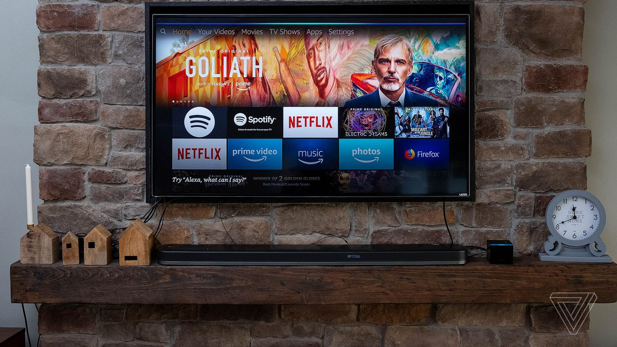 Amazon Fire TV Cube review: a smarter streaming box - The Verge
