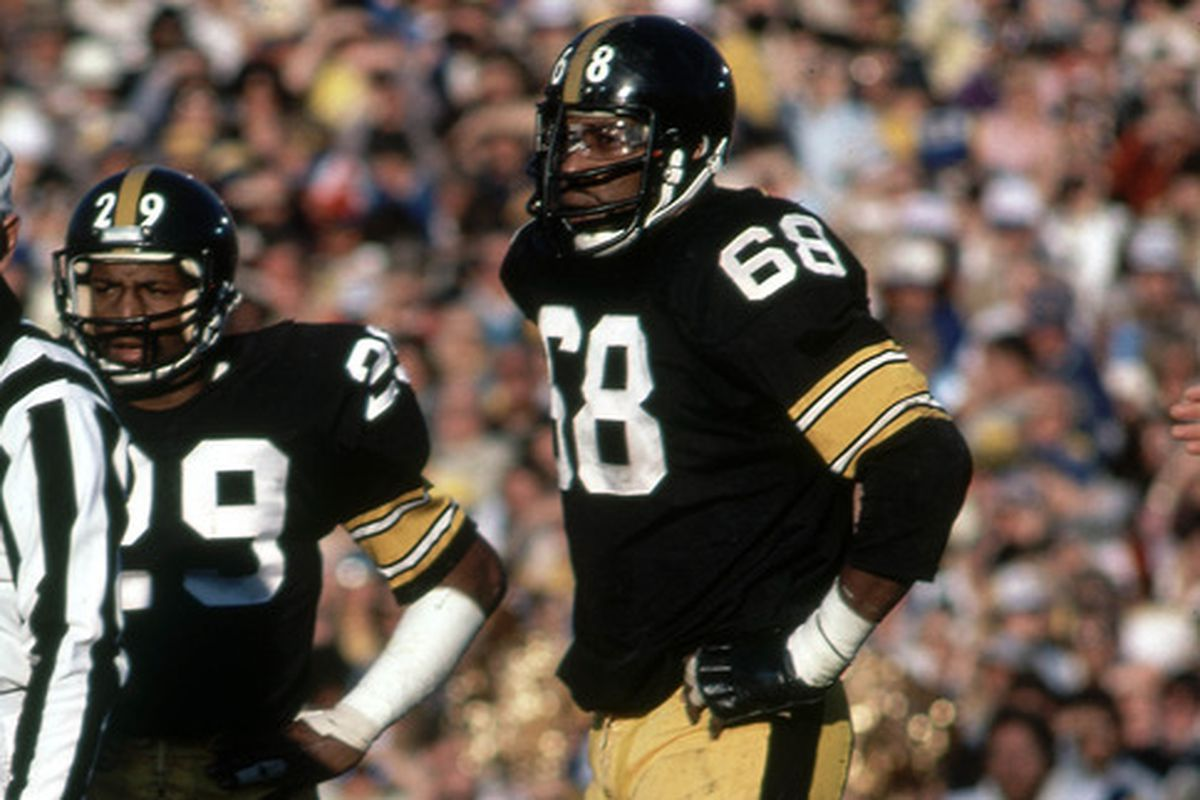 Nice Steelers 'Digit Dynasty': Who wore the number best? (Part Two  free shipping