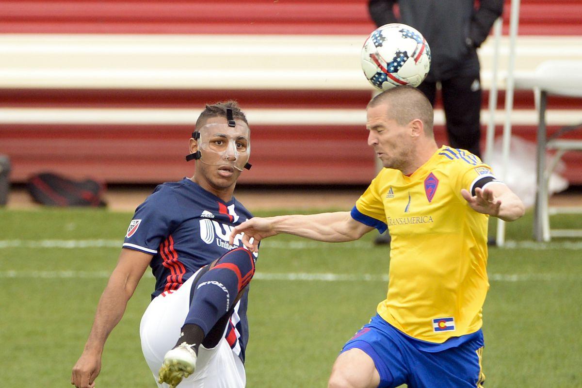 MLS: Desert Diamond Cup-New England Revolution vs Colorado Rapids