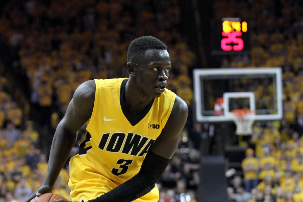 Peter Jok is a candidate to get major minutes for Iowa next season.