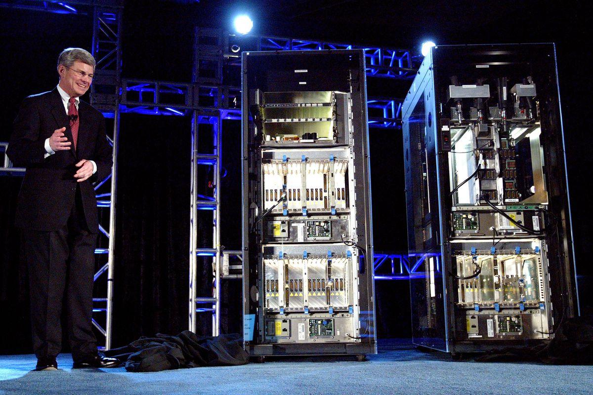 IBM Announces More Powerful Mainframe