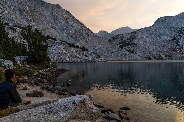 Ruby Lake, not in Minnesota