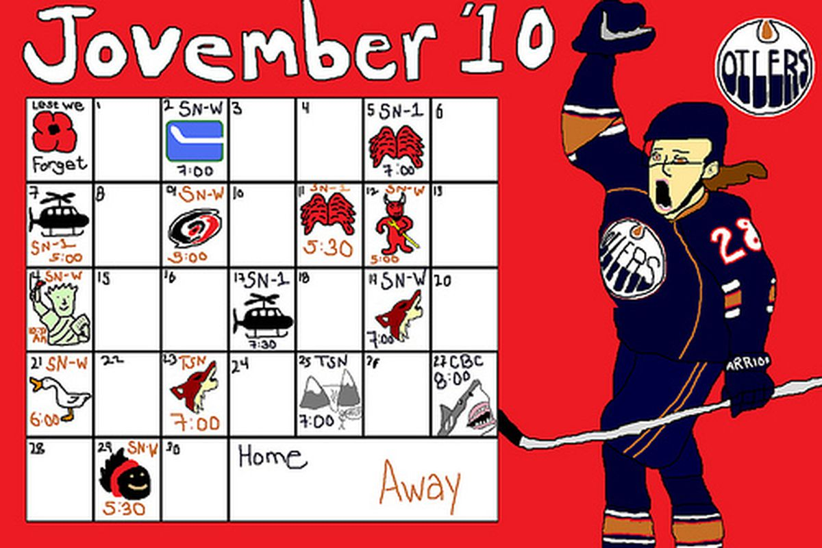 Ah, Jovember. A new month with plenty of games to look forward to.