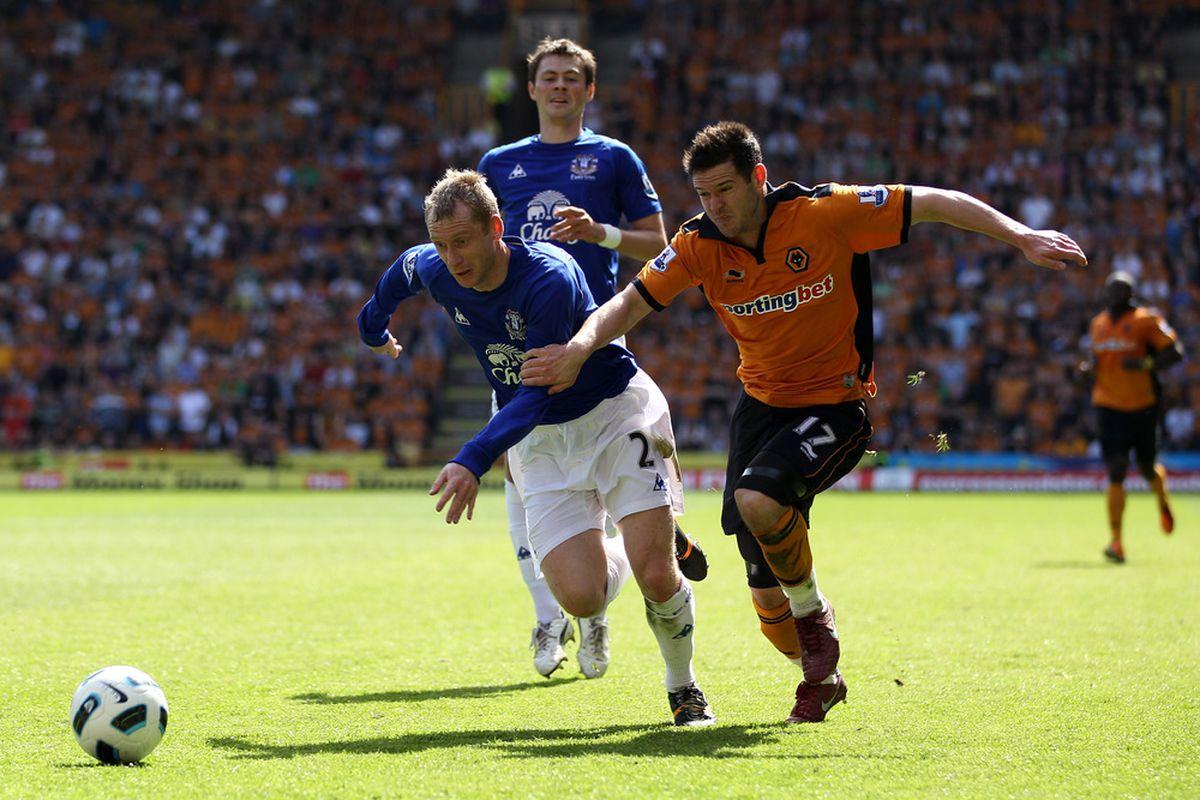 Matt Jarvis: a Villarreal target? (Photo by Richard Heathcote/Getty Images)