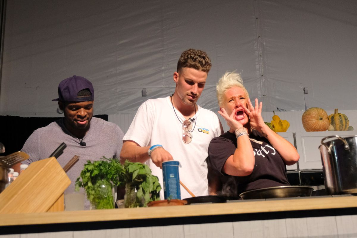 Music City Food + Wine Festival's Friday Night Throwdown
