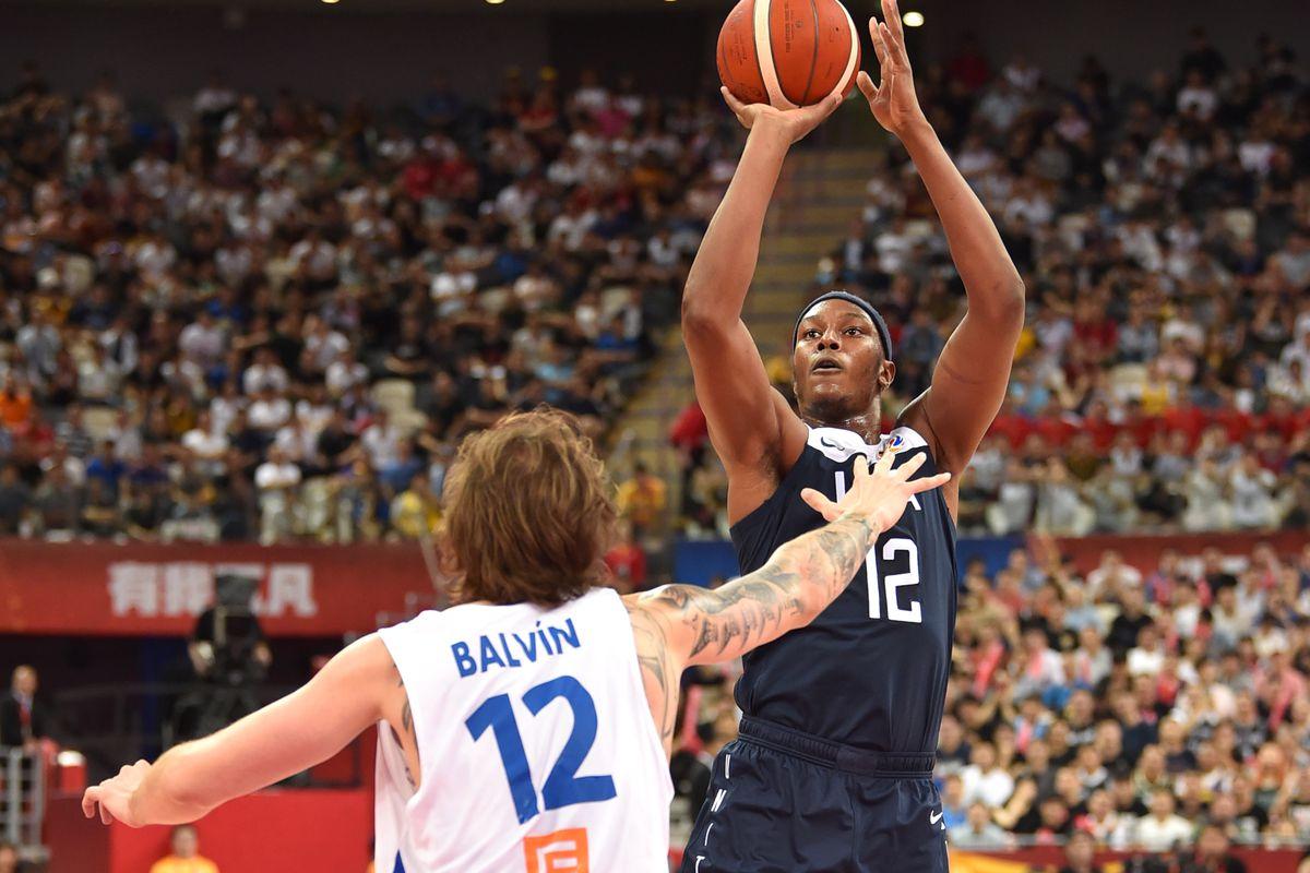 2019 FIBA Basketball World Cup - Czech Republic v USA