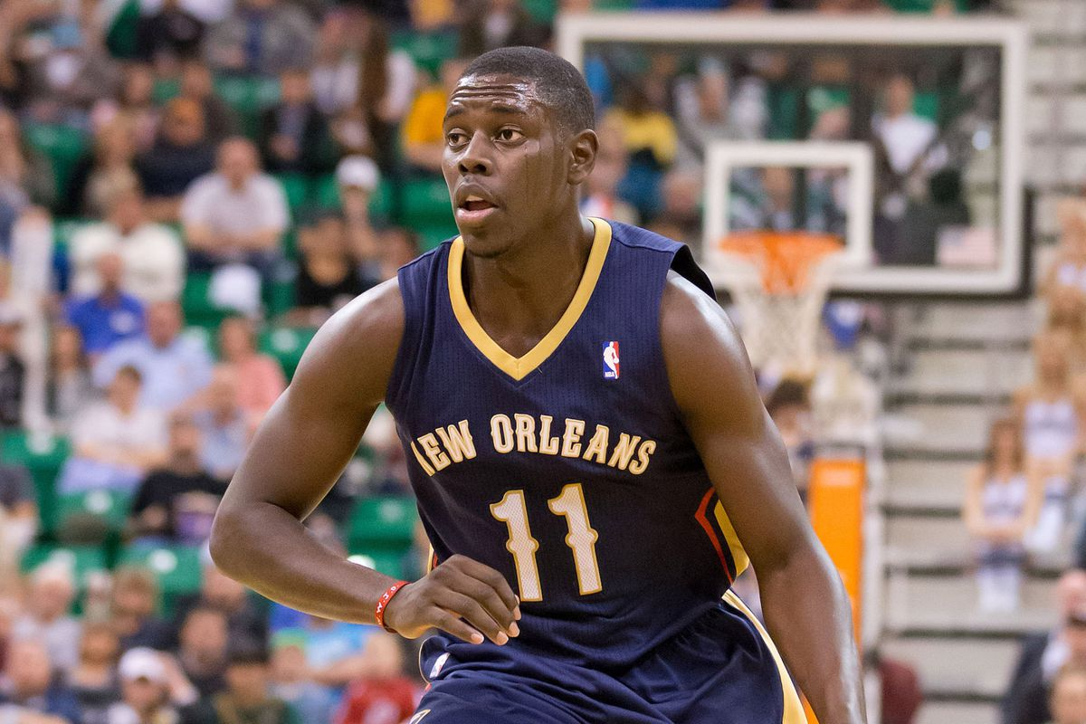 Hey, Jrue... we thought we'd miss you more than we actually do.