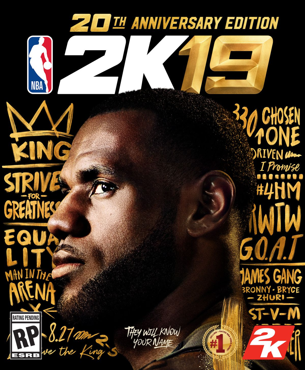 NBA 2K19's cover star, launch date, special edition details and more - Polygon