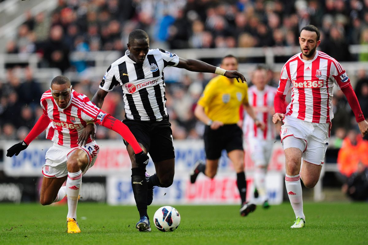 We don't have the rights to any photos of Olivier Kemen, so enjoy this shot of French international Moussa Sissoko.
