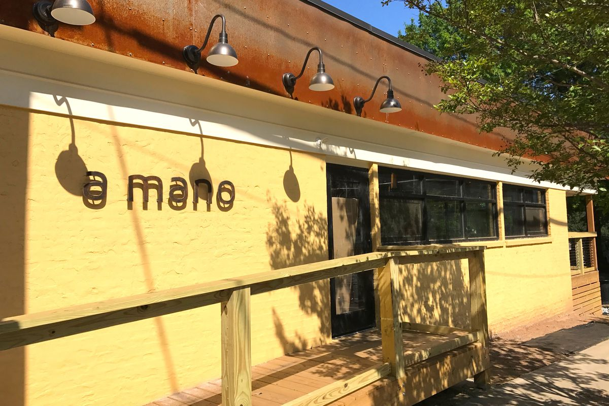 A Mano Italian Restaurant Will Open Soon In Old Fourth
