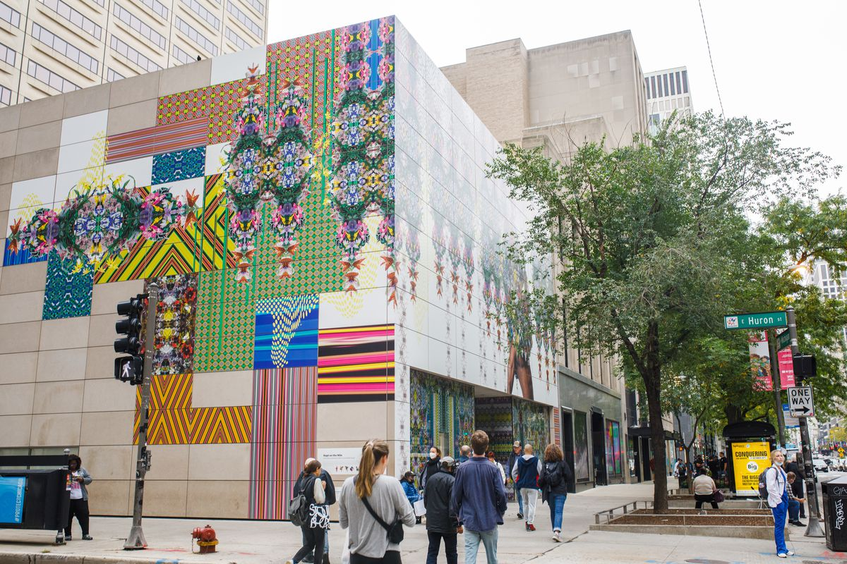 """""""Rapt on The Mile"""" spans more than 6,000 square feet and three stories at 679 N. Michigan Ave."""