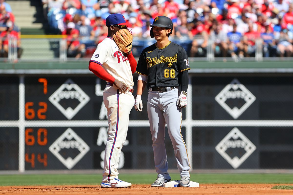 MLB: SEP 26 Pirates at Phillies