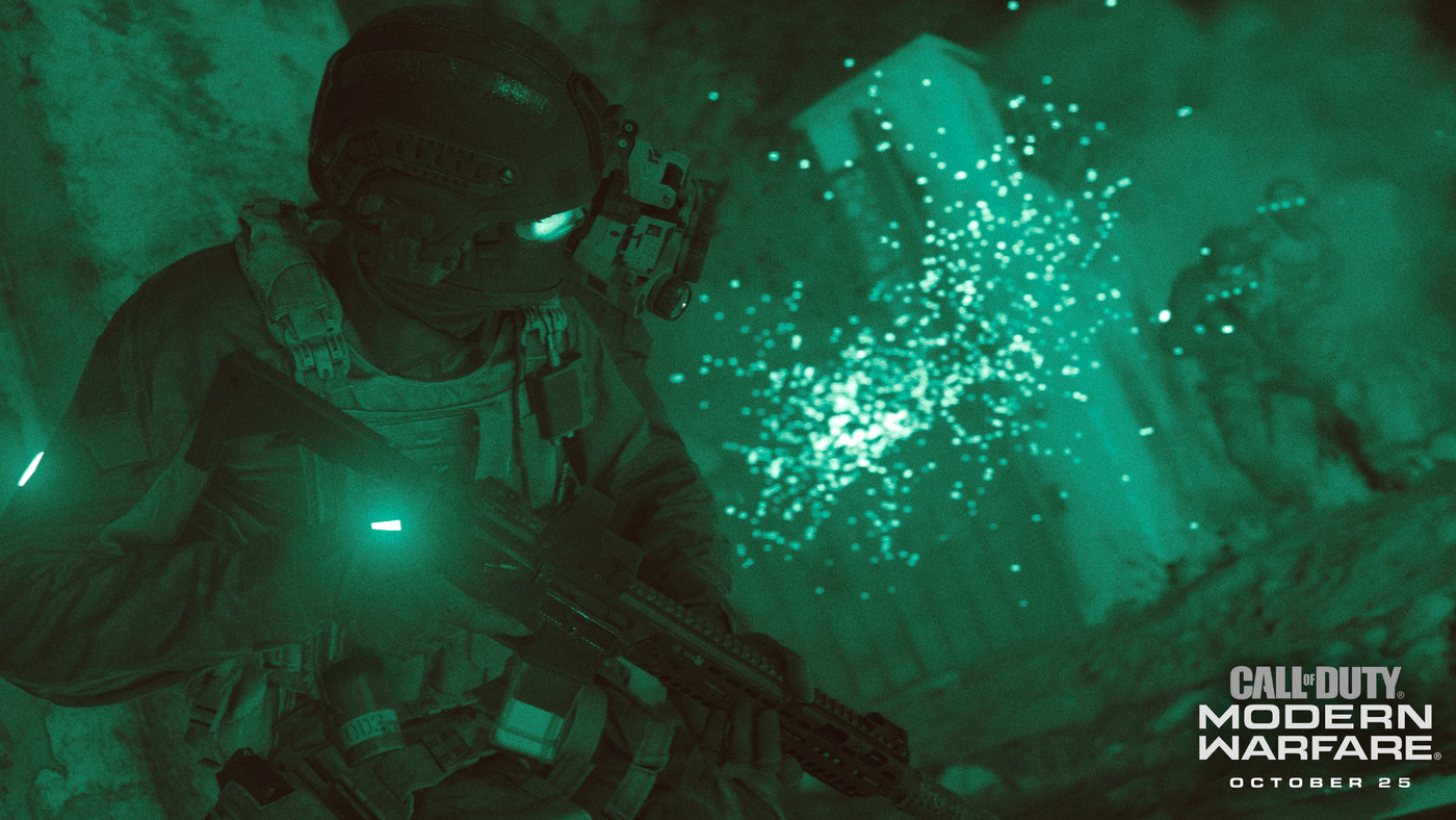 Why The New Call Of Duty Isn T Modern Warfare 4 The Verge