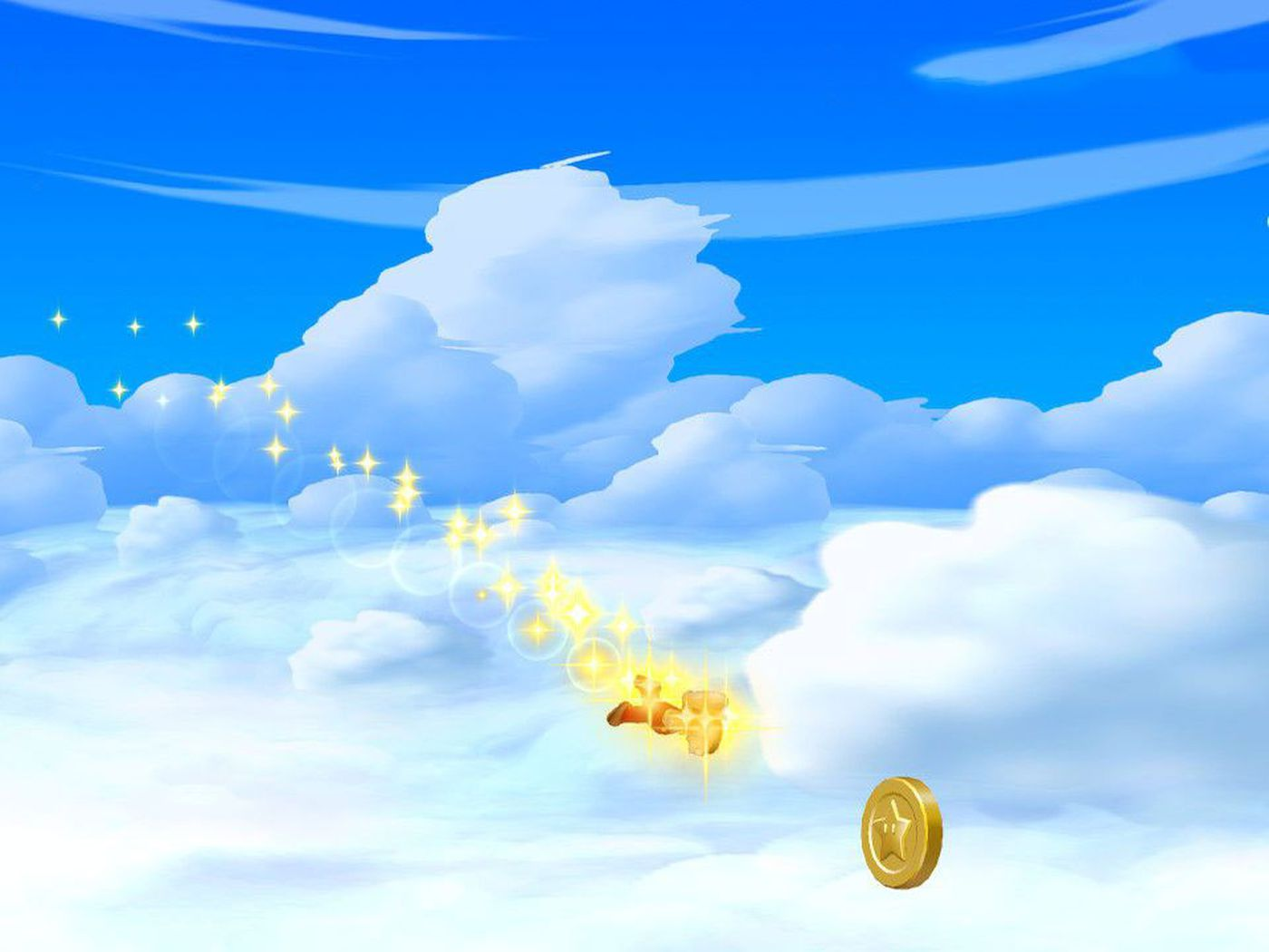 Acorn Plains Star Coins Locations New Super Mario Bros U Deluxe