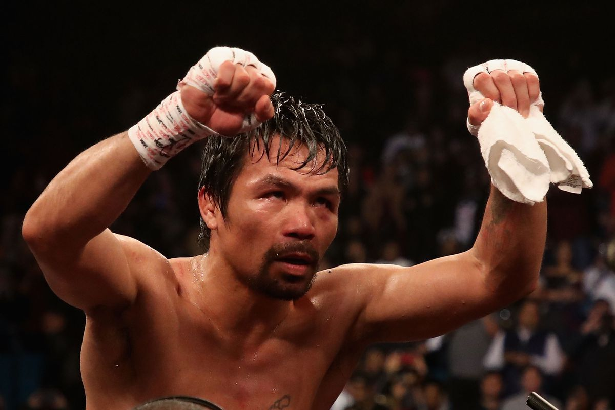 Boxing News Roundup: Pacquiao-Thurman, Harold Lederman, Tyson Fury