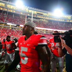 Ohio State exits victorious.