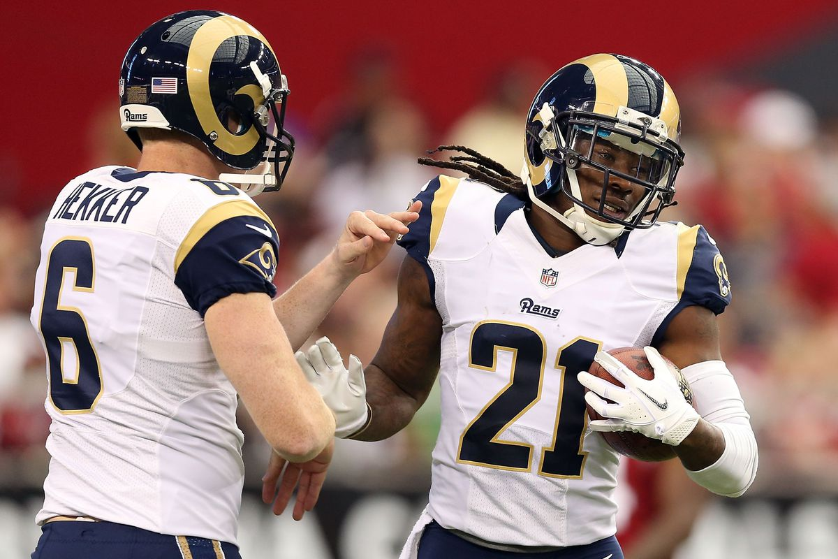 Janoris Jenkins (21) and other Rams tweeted a welcome to Michael Sam.