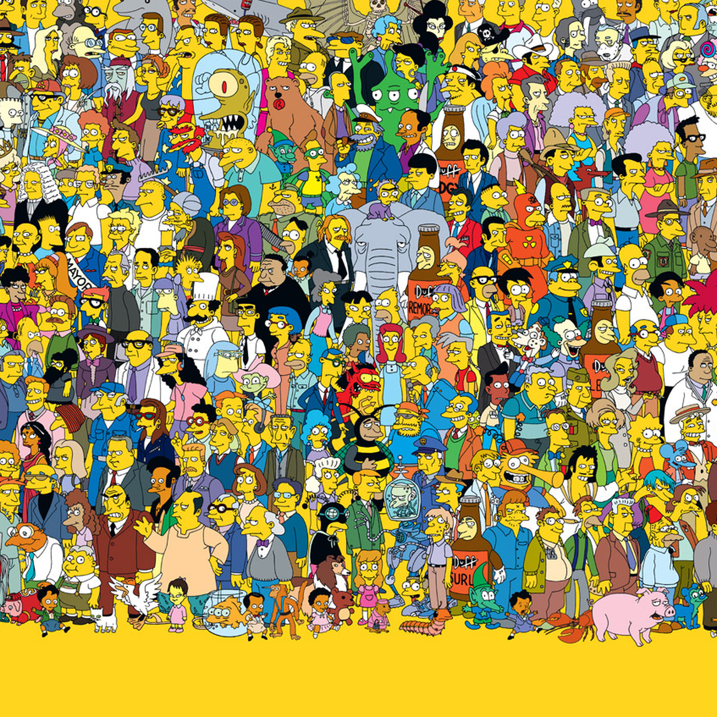 The Simpsons Only Hulu Style Site May Be The Height Of Human Achievement Vox