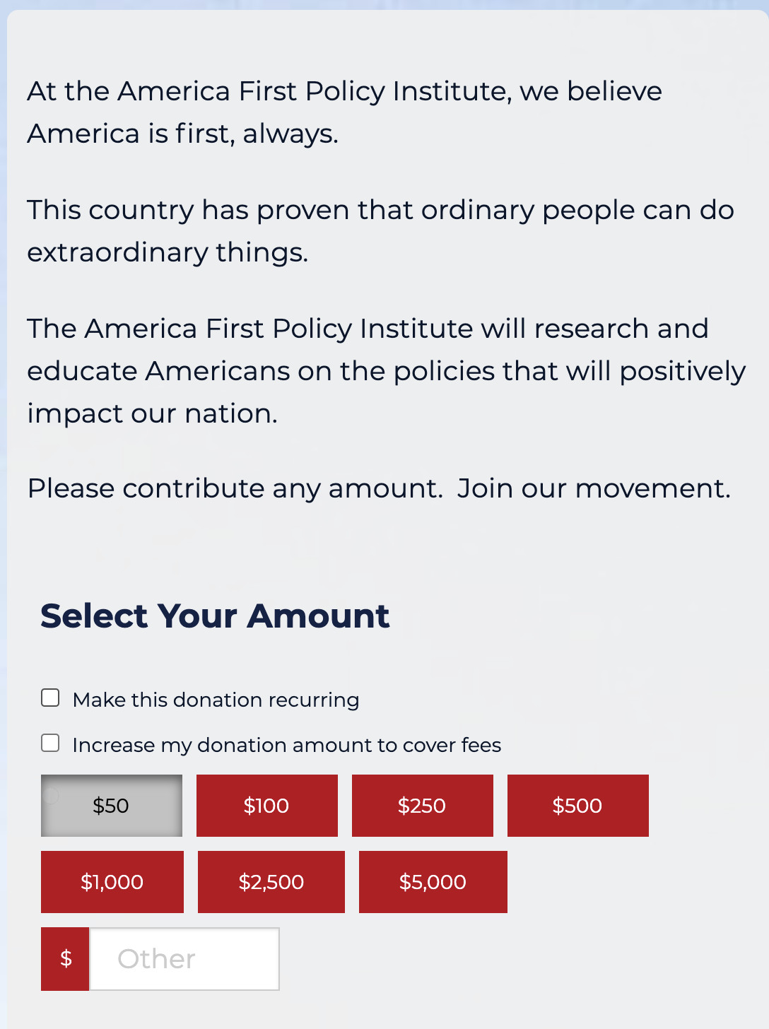 Screen Shot 2021 07 07 at 11.28.29 AM Trump's lawsuits against Facebook, Twitter, and Google are just another fundraising tool