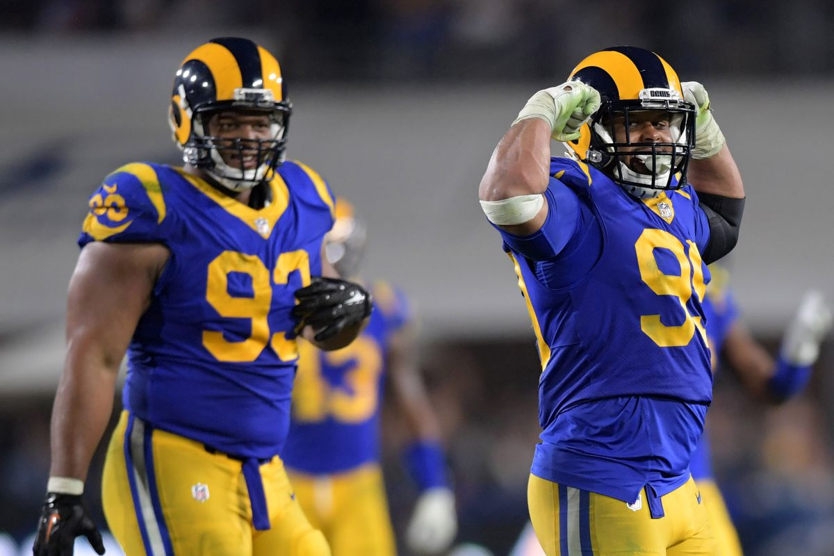 NFL: Minnesota Vikings at Los Angeles Rams