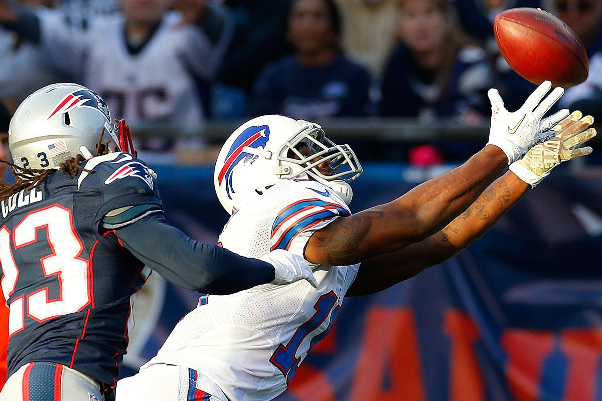 Donald Jones was acquired from the Bills.