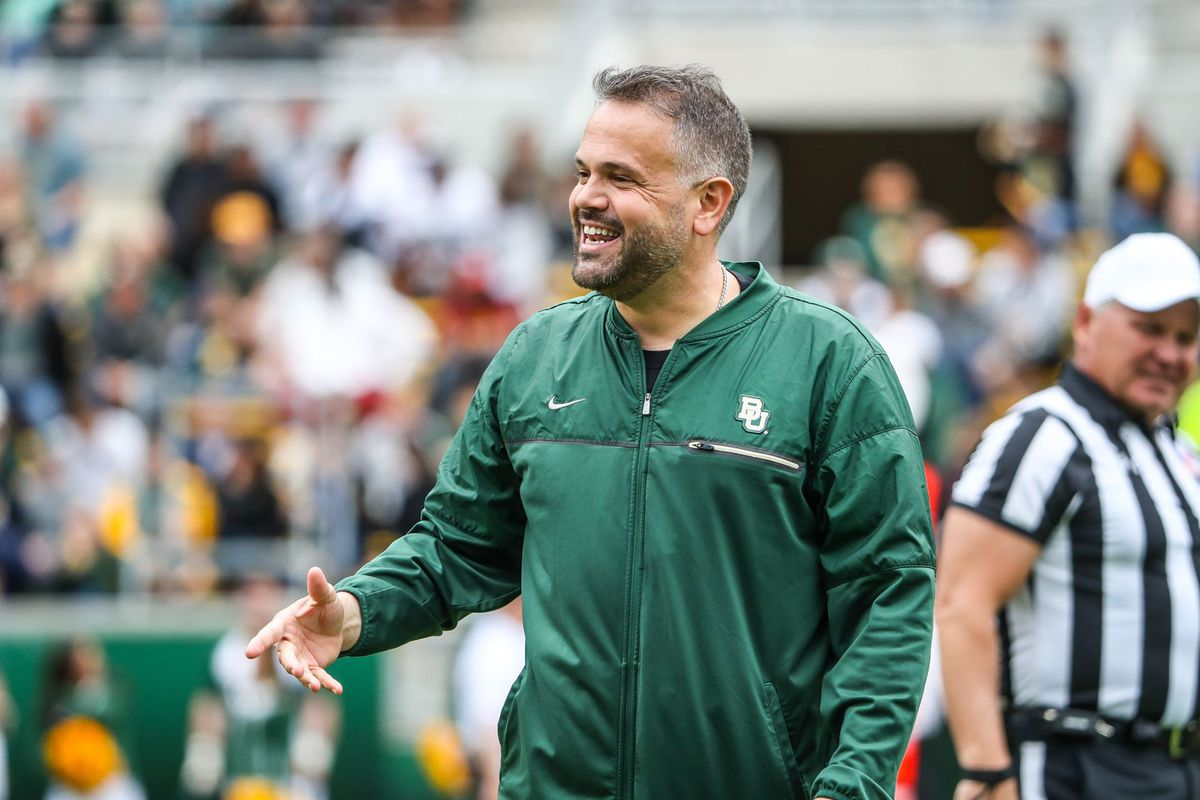 Baylor Football Gears Up for Saturday Spring Game - Our ...