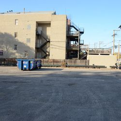 3:49 p.m. The broadcast lot has been cleared -