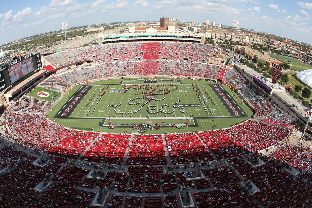 Texas Tech Stadium Renovation Update Pictures Viva The Matadors