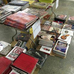 Books originally $75