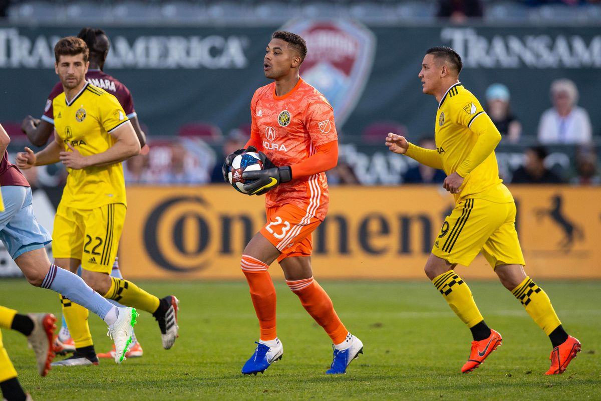 MLS: Columbus Crew SC at Colorado Rapids