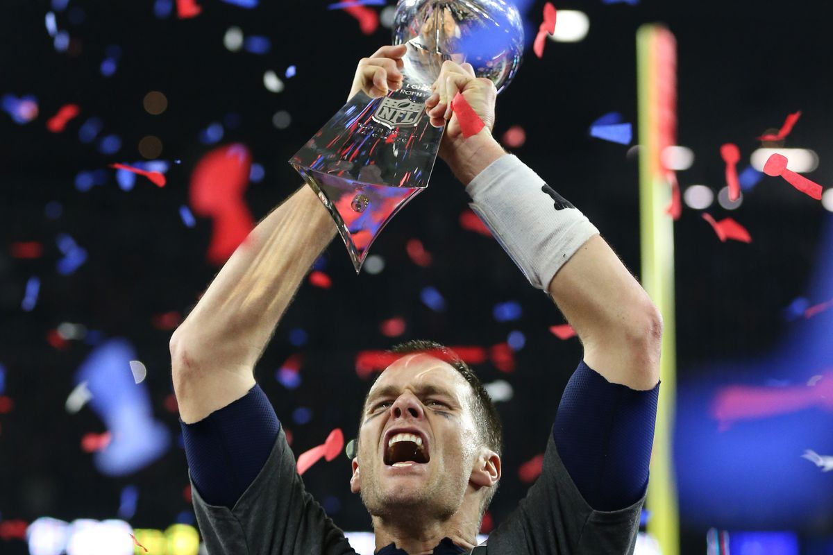31ad167db5e The Top 20 Patriots Moments of 2016  Number 1 - Pats Pulpit