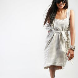 "<a href=""http://www.maliamills.com/products/zoe-dress?category=sale"">Zoe Dress</a>, $108.75 (was $435)"