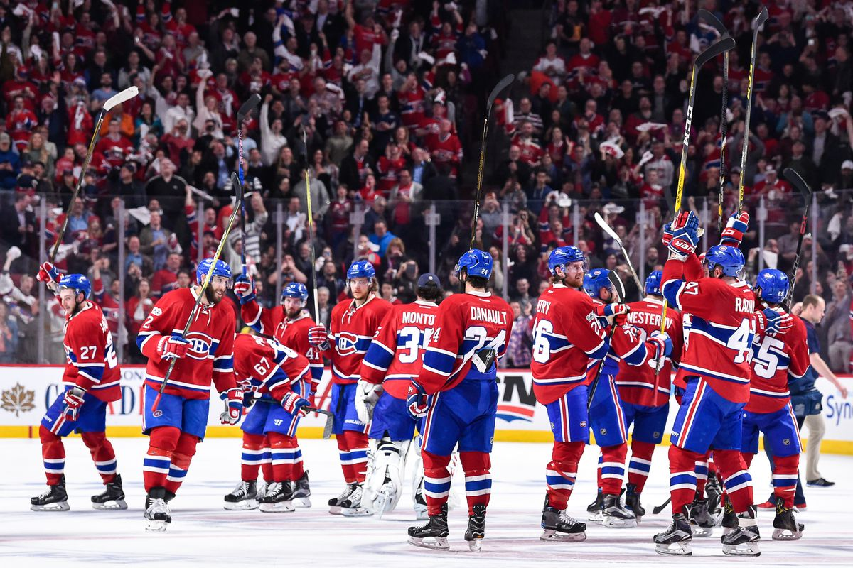 Montreal canadiens announce training camp roster eyes on the prize - Image hockey canadien ...