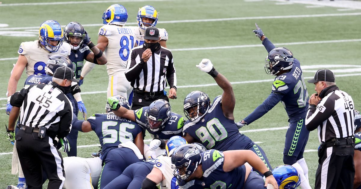 Seattle Seahawks clinch NFC West title with excellent 20-9 victory over Los Angeles Rams