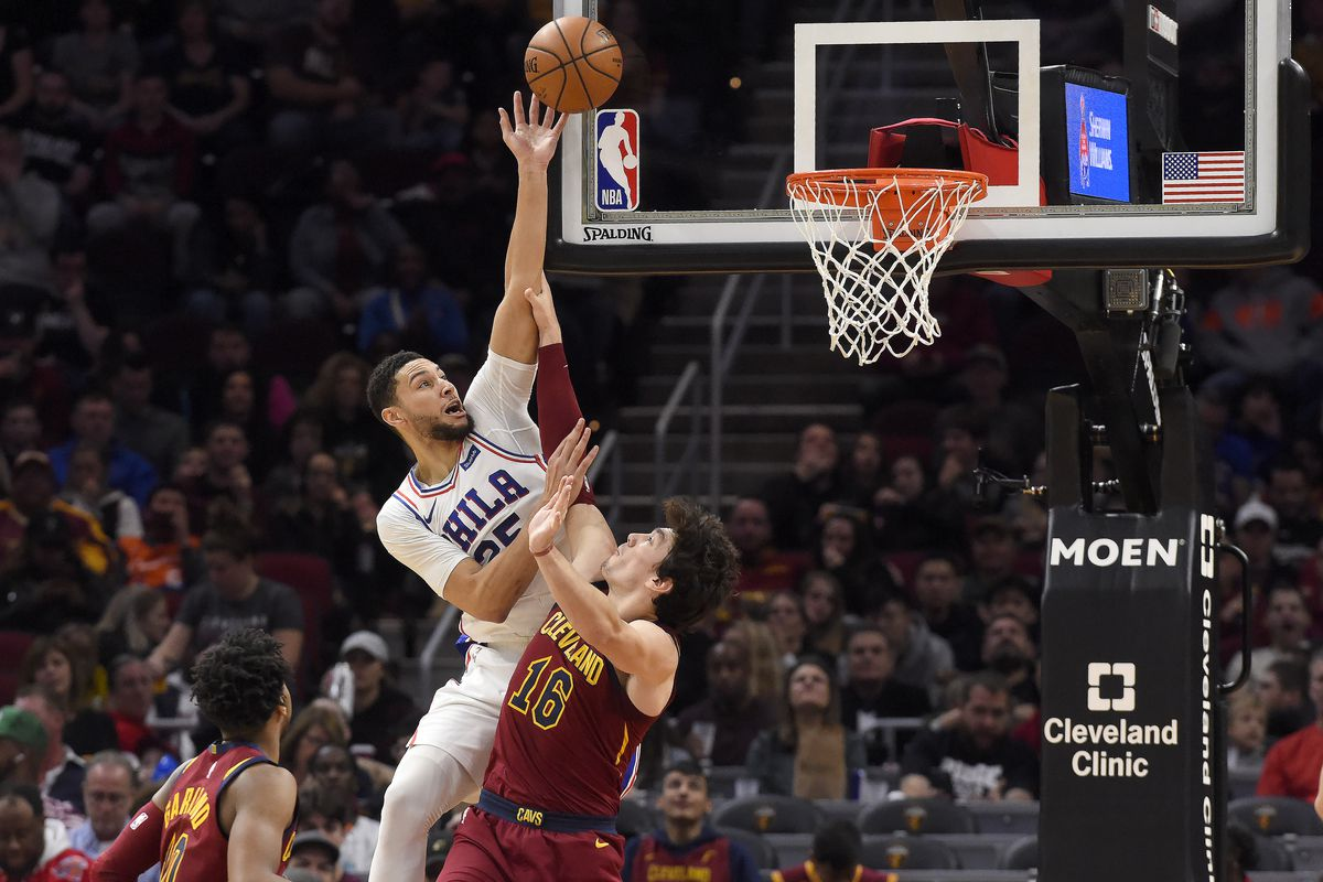 Down two starters, Sixers return home to host Cavaliers