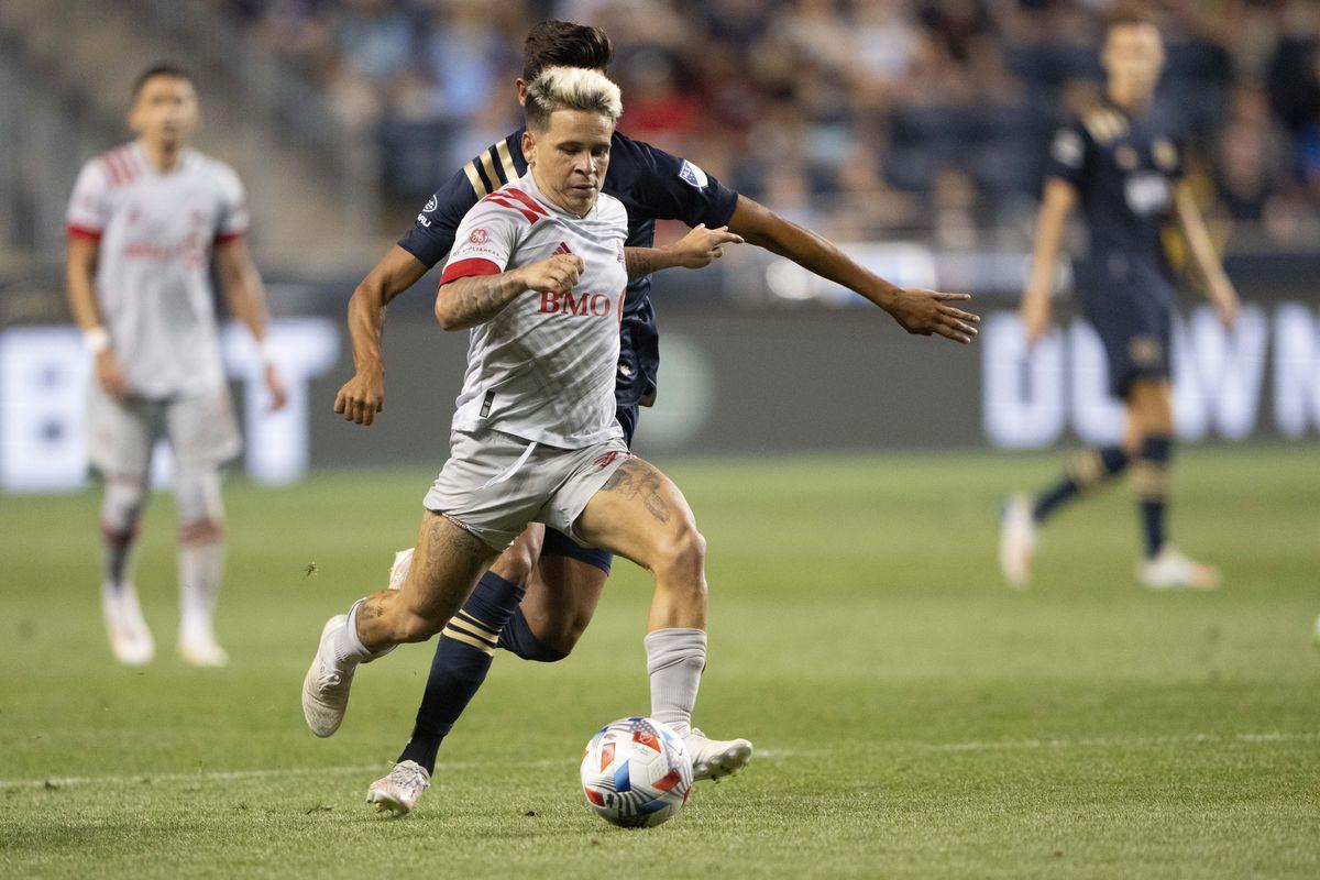 SOCCER: AUG 04 MLS - Toronto FC at Philadelphia Union