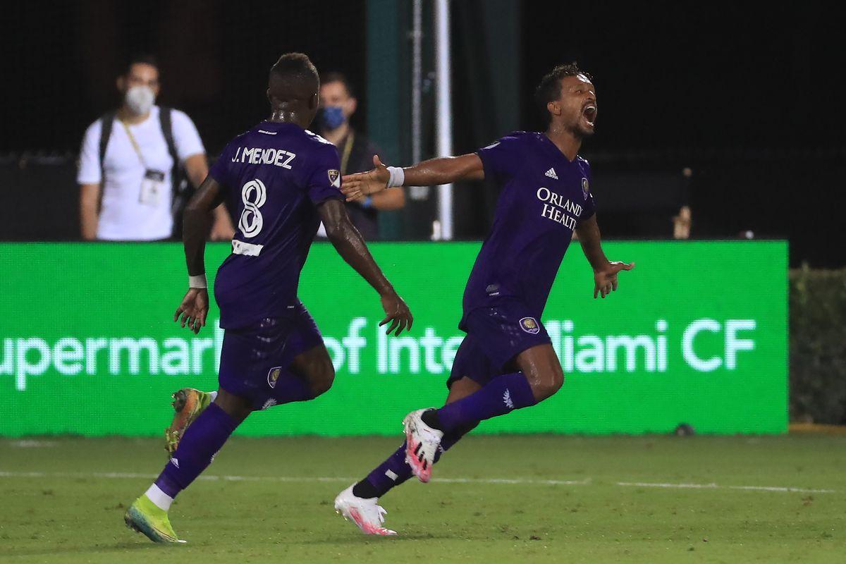 Orlando City SC v Inter Miami CF - MLS Is Back Tournament