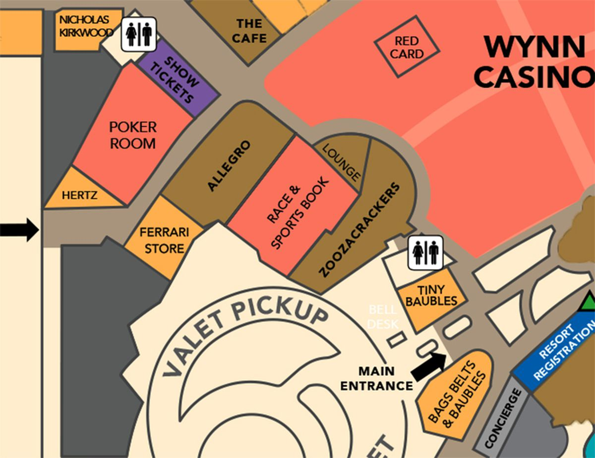 Wynn Plaza To Bring Retail Dining And Drinking Closer To The Strip on car door closure