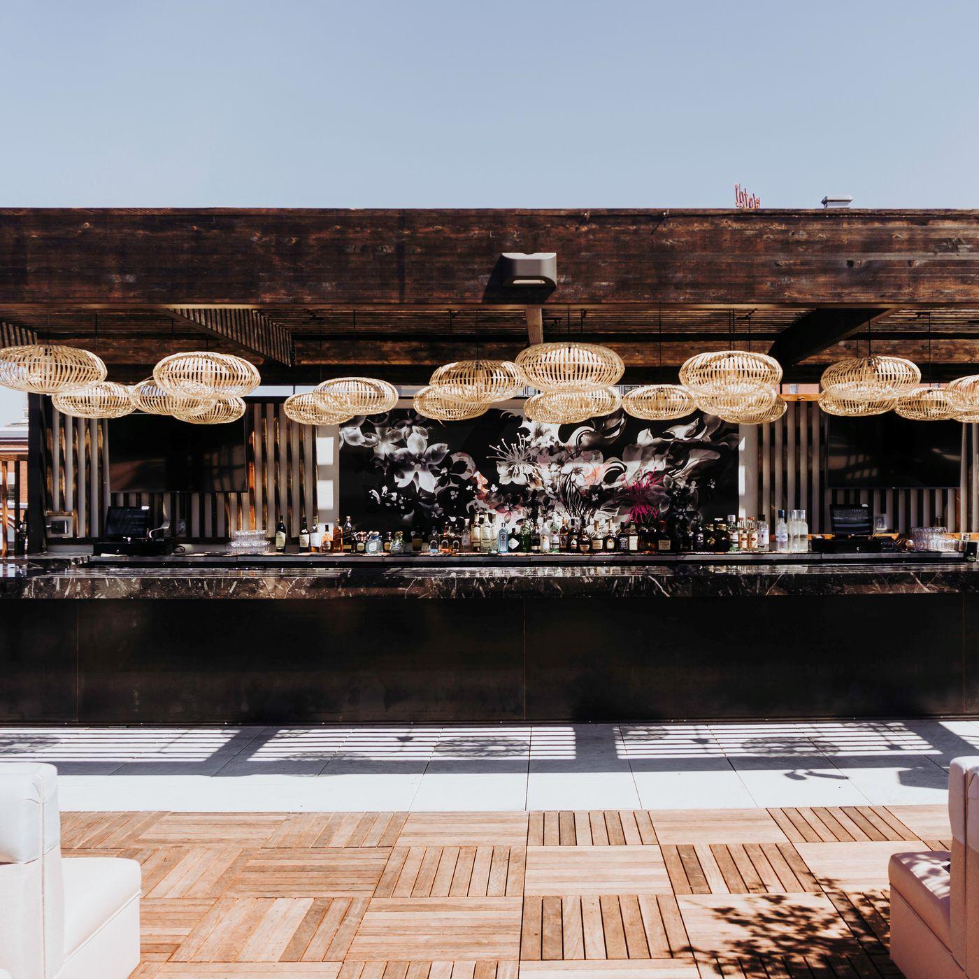 Gaslamp Luxury Theater Raises Curtain On Rooftop Bar And Restaurant Eater San Diego